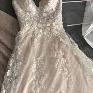NEW!! Melissa Sweet Wedding Dress